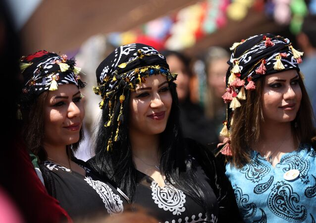 In All Their Glory: Unique Kurdish Festival Rocks Iraq