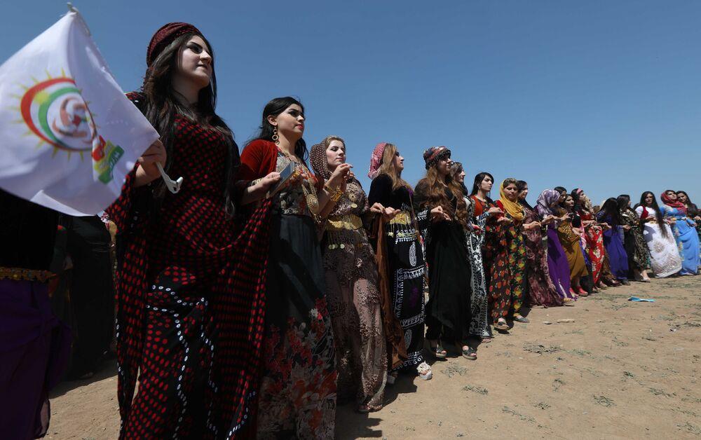In All Their Glory: Unique Kurdish Festival Rocks Iraq