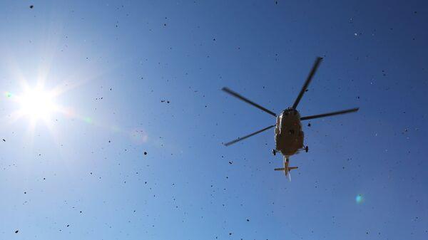 Mi-8 helicopter. File photo - Sputnik International