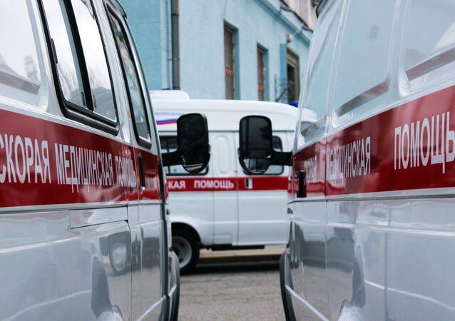 Ambulance vehicles