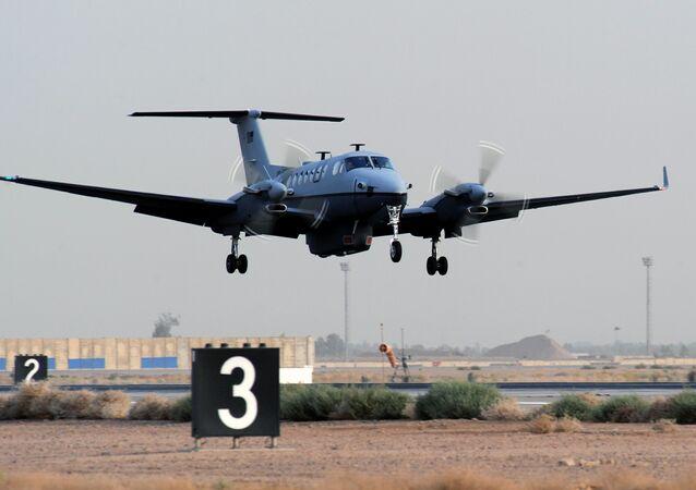 Beechcraft MC-12W Liberty