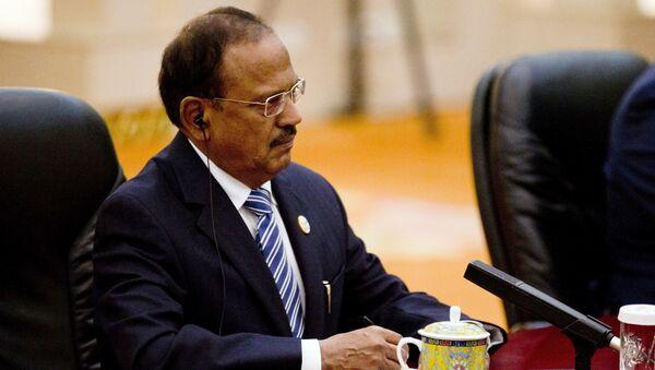 Indian National Security Advisor Ajit Doval. (File) - Sputnik International