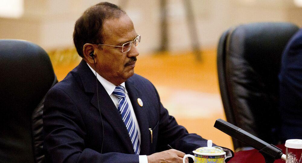 Indian National Security Advisor Ajit Doval. (File)