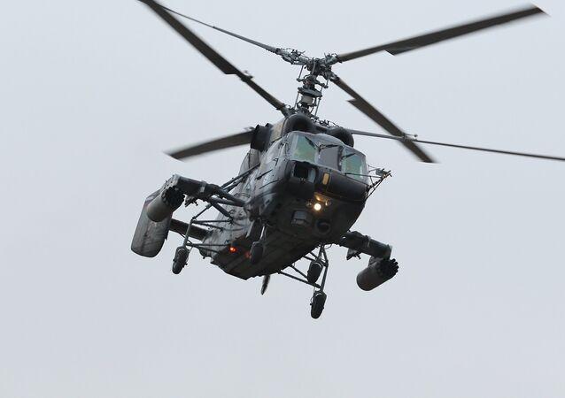 Ka-29 helicopter