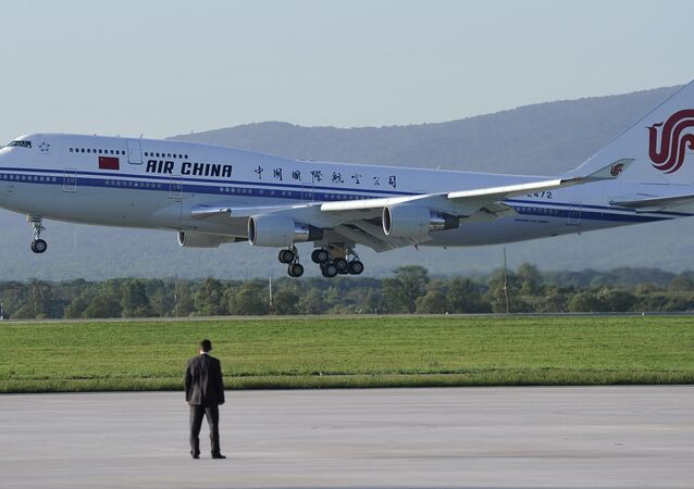 Air China aircraft (File)