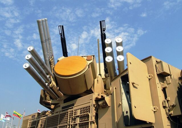 Pantsir-S1 weapon System