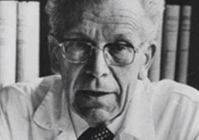 Dr. Hans Asperger. (File)