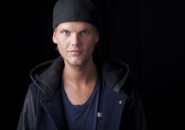 Swedish DJ-producer, Avicii poses for a portrait in New York. (File)