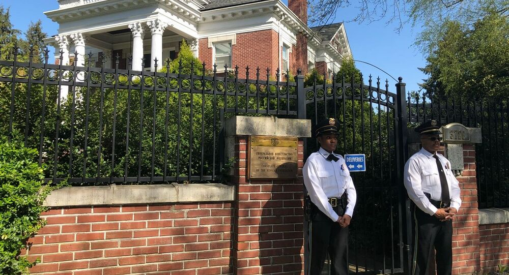 Russian Consulate General in Seattle