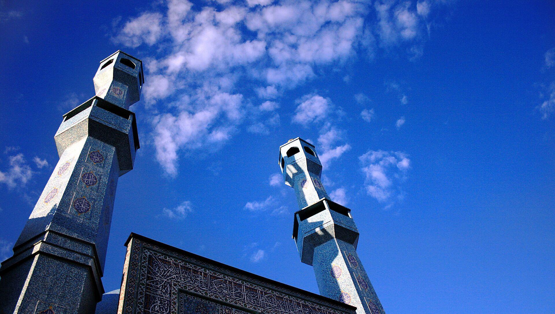 Mosque in Oslo, Norway - Sputnik International, 1920, 05.08.2021