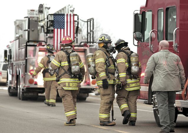 Firefighters in Wisconsin (File)