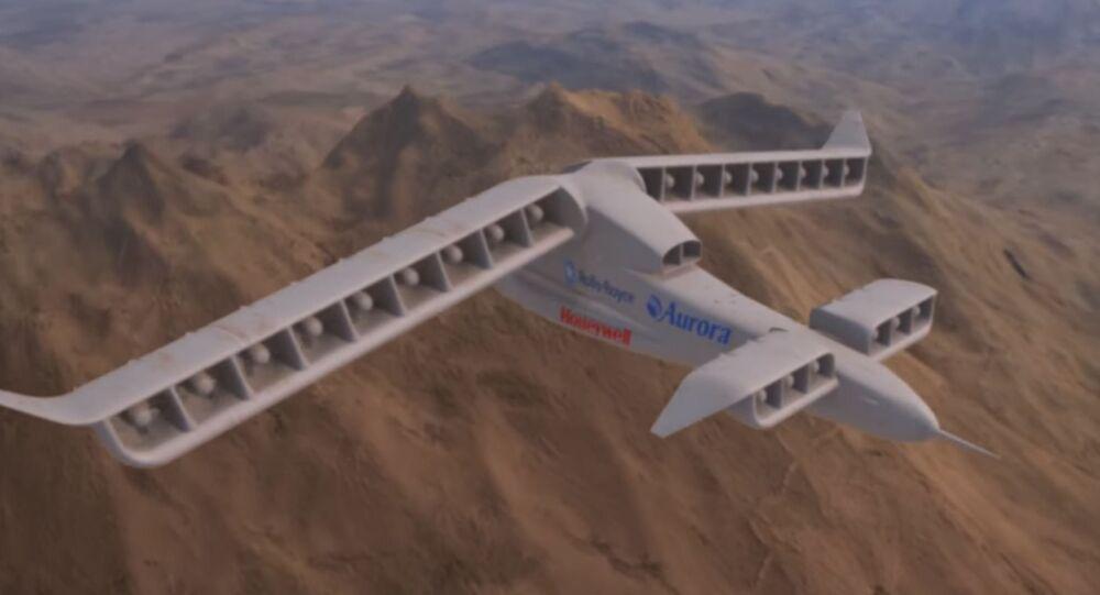 For the Pentagon R&D Graveyard: Aurora's LightningStrike Drone