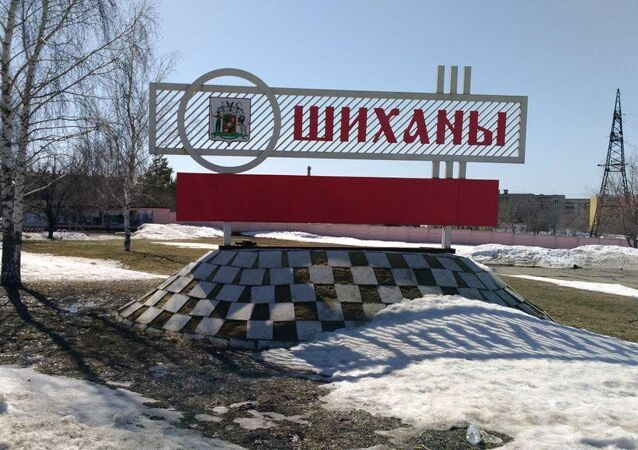 Shikhany, Saratov region, Russia. File photo
