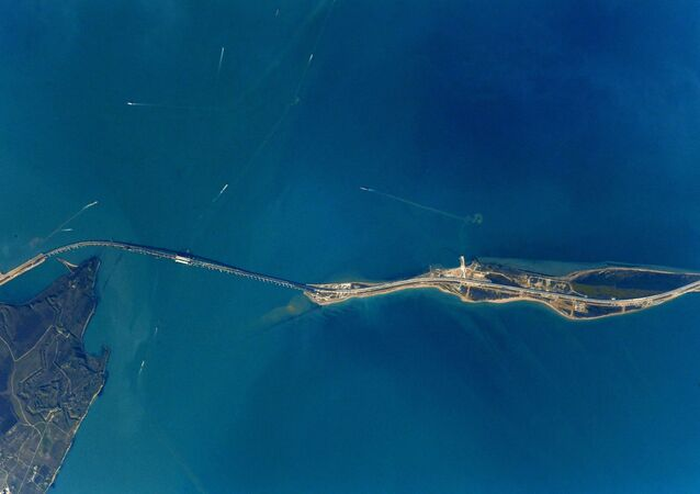 Kerch Strait, Crimea Bridge