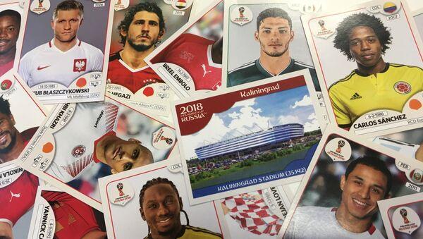 Russia World Cup 2018 Stickers - Sputnik International