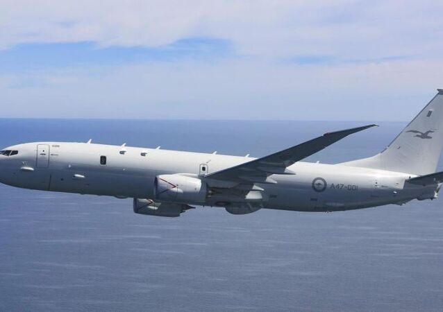 Royal Australian Air Force P-8