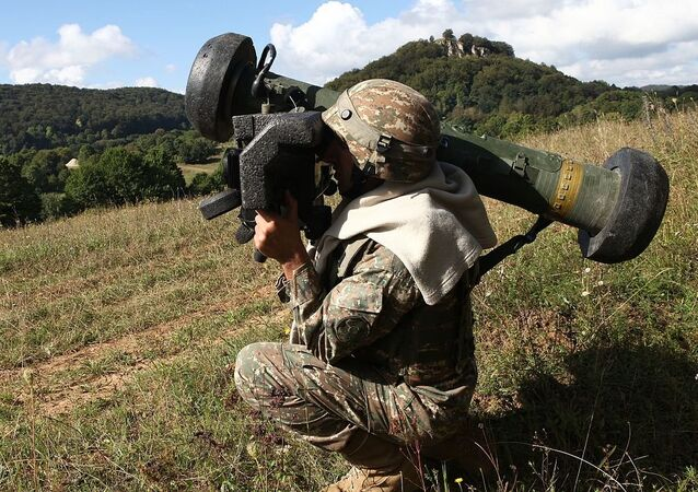 FGM-148 Javelin. File photo