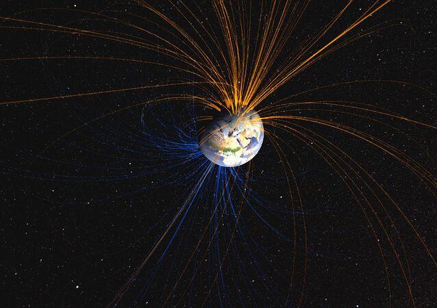 Dynamic Earth - Earth's Magnetic Field