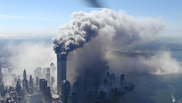 9/11 World Trade Center Attack - Sputnik International