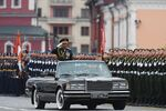 General Rehearsal of Victory Day Parade in Moscow