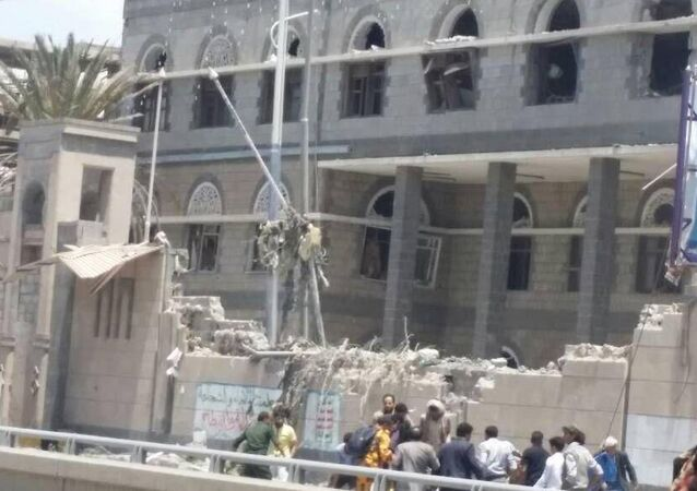 Office of the General Administration of the President of Yemen, Sanaa