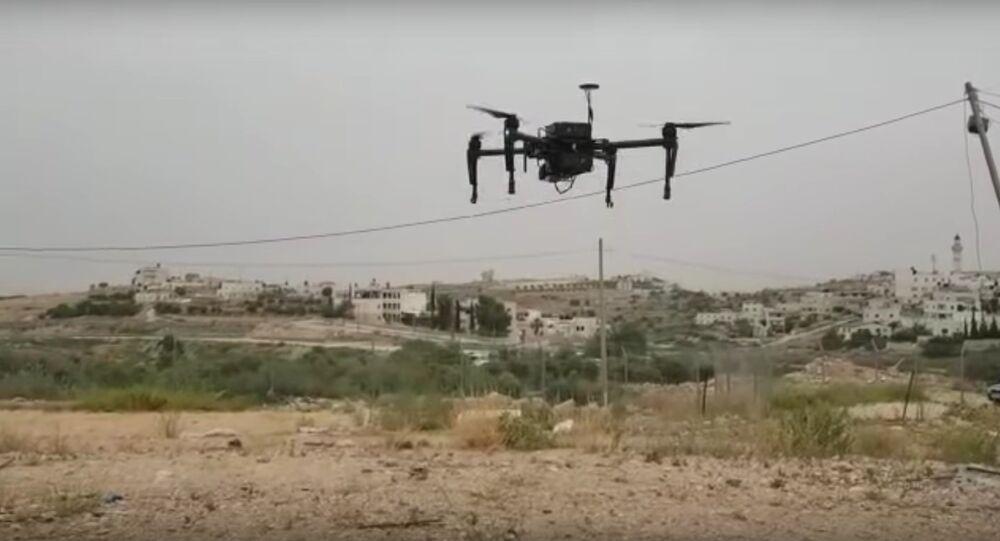 Efrat Drone Drill
