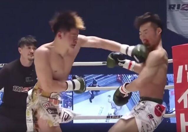 Tenshin Nasukawa vs Yusaku Nakamura
