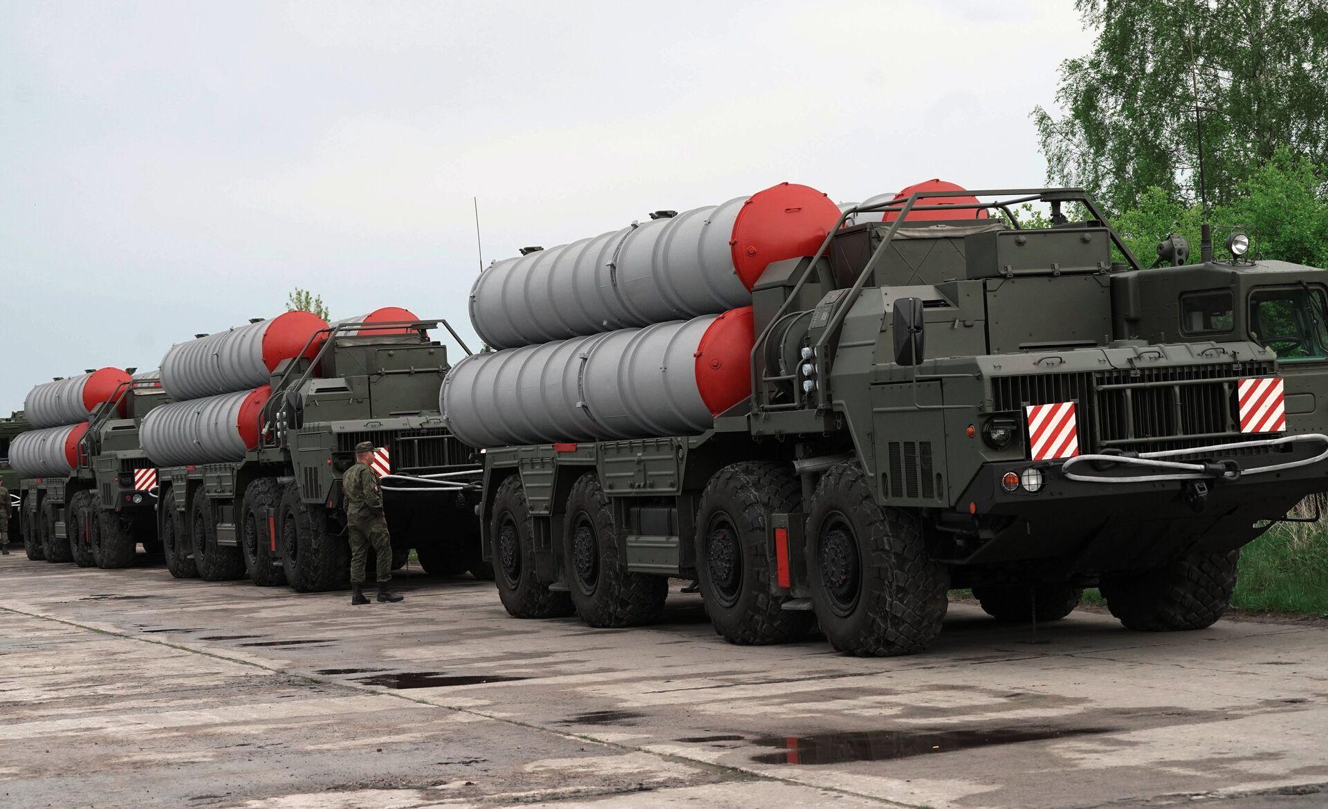 Russia Checking S-400 Systems in Crimea Amid NATO's Sea Breeze Drills - Sputnik International, 1920, 29.06.2021