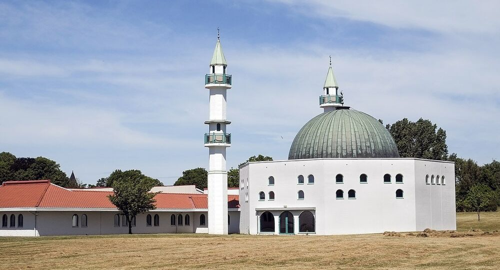 Malmö Mosque (photo used for illustration purpose only)
