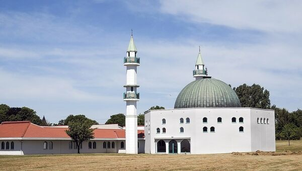 Malmö Mosque (photo used for illustration purpose exclusively) - Sputnik International