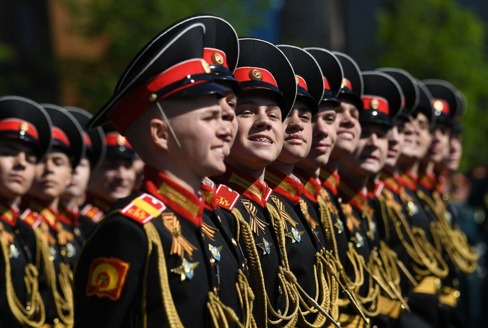 Moscow's 2018 Victory Day Military Parade in Photos