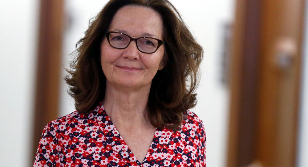 Nominee to be Director of the Central Intelligence Agency Gina Haspel arrives for meetings with Senators on Capitol Hill in Washington, U.S., May 7, 2018