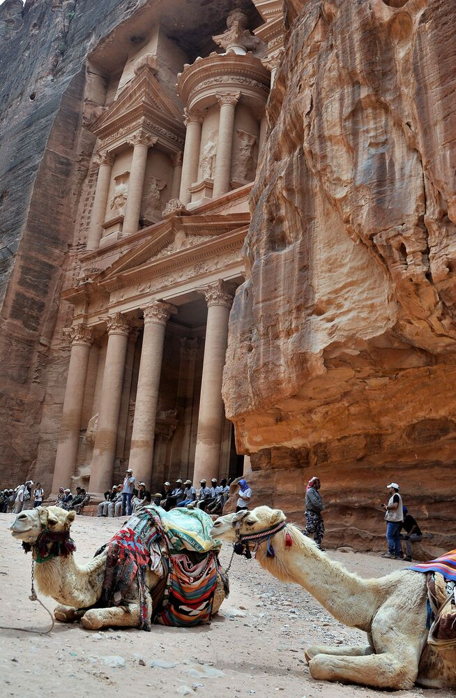 Some Facts You May Have Missed About Jordan's Ancient City of Petra