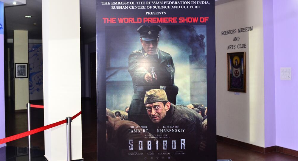 India, Russia Celebrate Victory Day with World Premiere of 'Sobibor' in Delhi