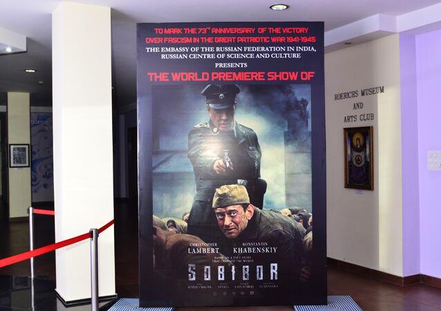 India, Russia Celebrate Victory Day with World Premiere of 'Sobibor' in Delhi