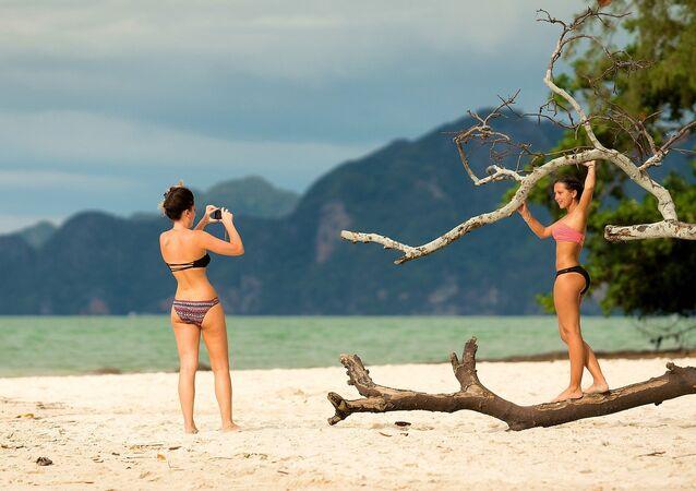 Women island