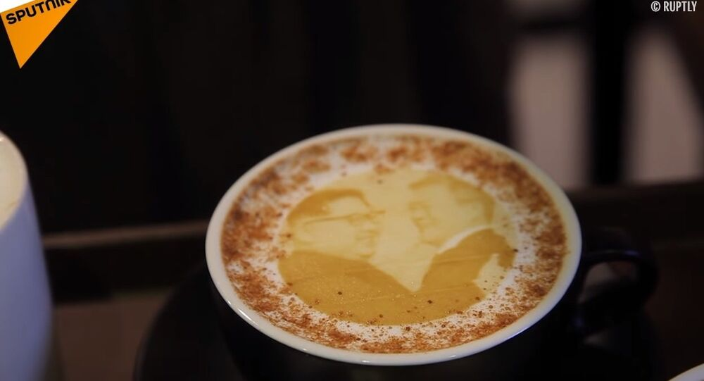South Korea: A Special Coffee Made in Honor of the Korean Summit