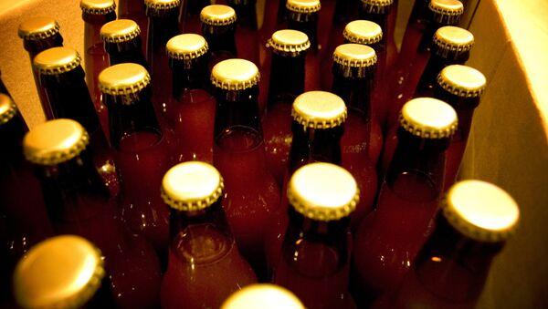 Beer bottles - Sputnik International