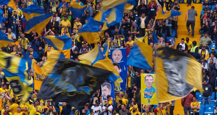 Fans of FC Rostov