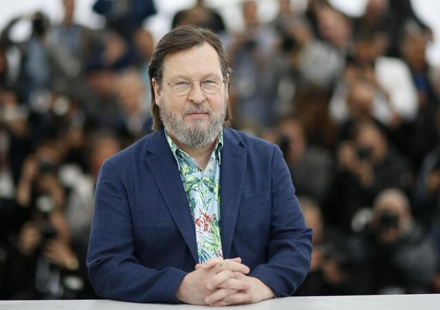 71st Cannes Film Festival - photocall for the film The House That Jack Built out of competition - Cannes, France, May 14, 2018. Director Lars von Trier