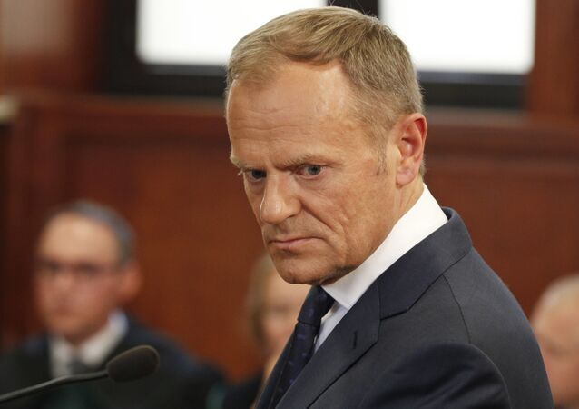 European Union Council President Donald Tusk  (File)