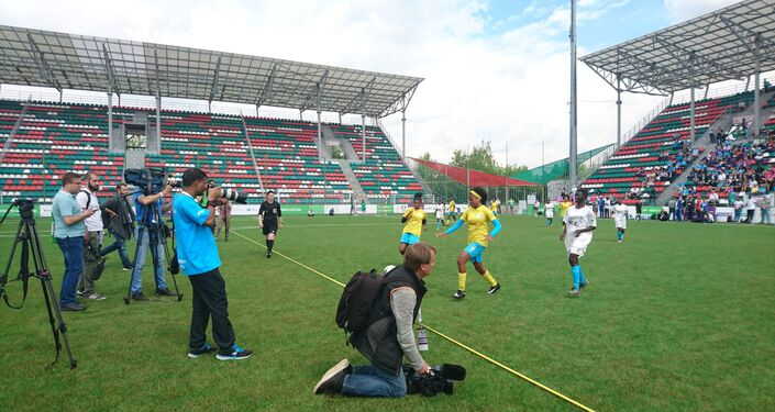 Street Child World Cup for Orphaned Kids