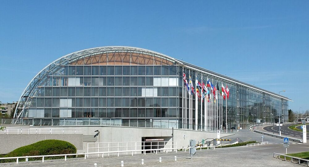European Investment Bank Luxembourg