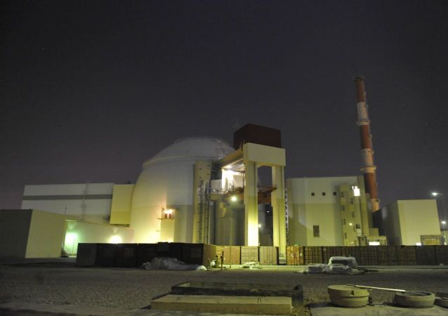 Iran's Bushehr nuclear power plant. File photo.