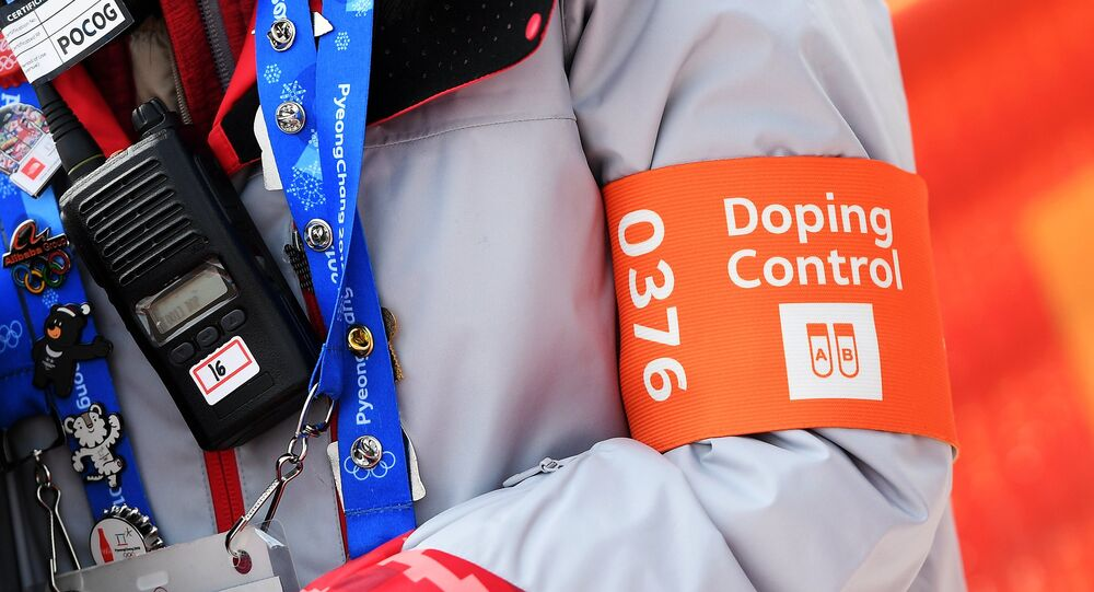 Usa Doping