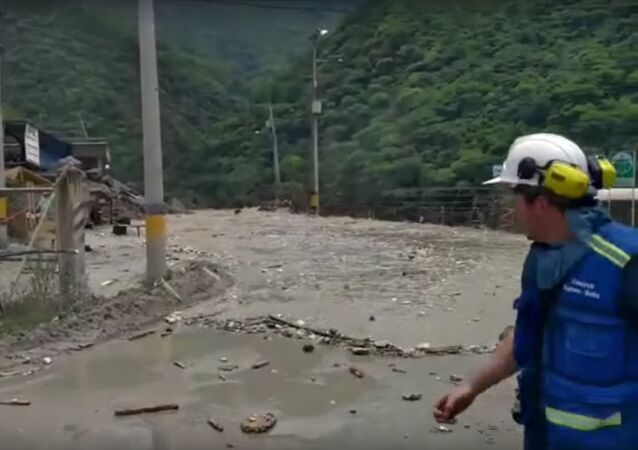 Fail Hidroituango Colombia Dam Hydroelectric