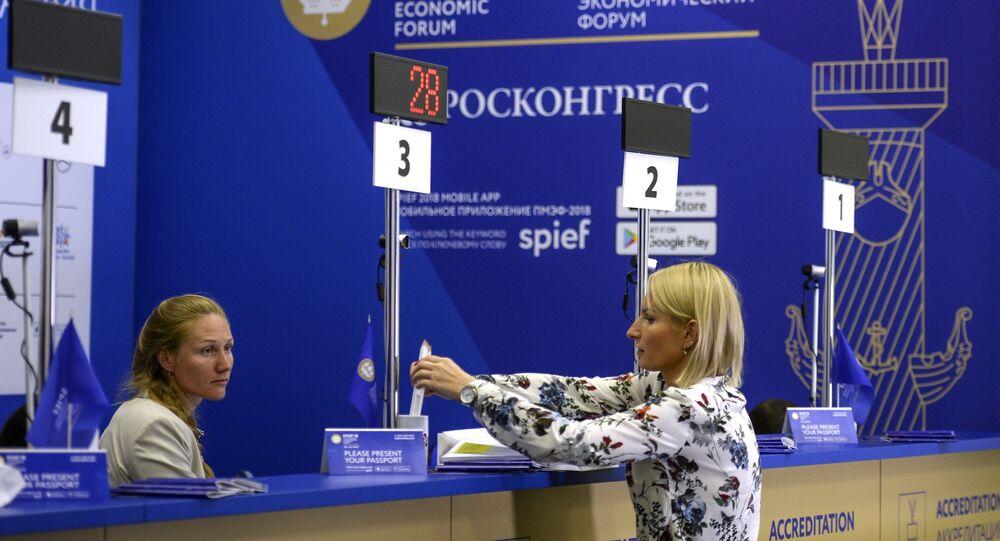 Preparations for 2018 SPIEF in St. Petersburg