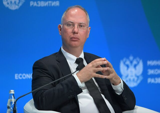 Kirll Dmitriyev, Director General of the Russian Direct Investment Fund