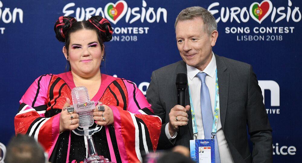 Eurovision 2018 winner Netta Barzilai