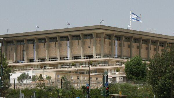 Knesset - Sputnik International